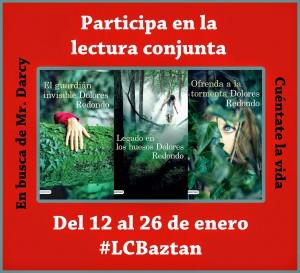 Banner Lectura Conjunta Trilogía de Baztán
