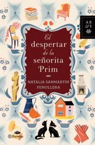 El despertar de la señorita Prim de Natalia Sanmartín Fenollera