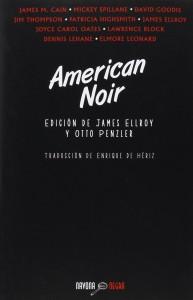 American Noir de Editorial Navona