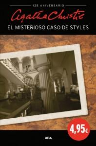 El misterioso caso de Styles de Agatha Christie
