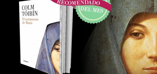 El Recomendado del Mes: El testamento de María