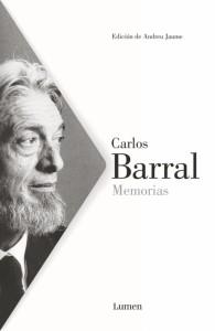 Memorias de Carlos Barral y editorial Lumen
