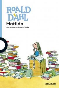 Matilda de Roald Dahl y LoQueLeo
