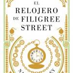 El relojero de Filigree Street de Natasha Pulley