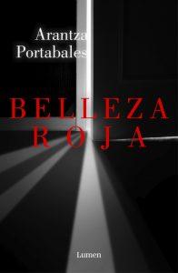 Portada Belleza Roja de Arantza Portabales