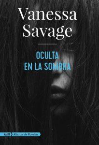 «Oculta en la sombra» de Vanessa Savage y ADN Novelas